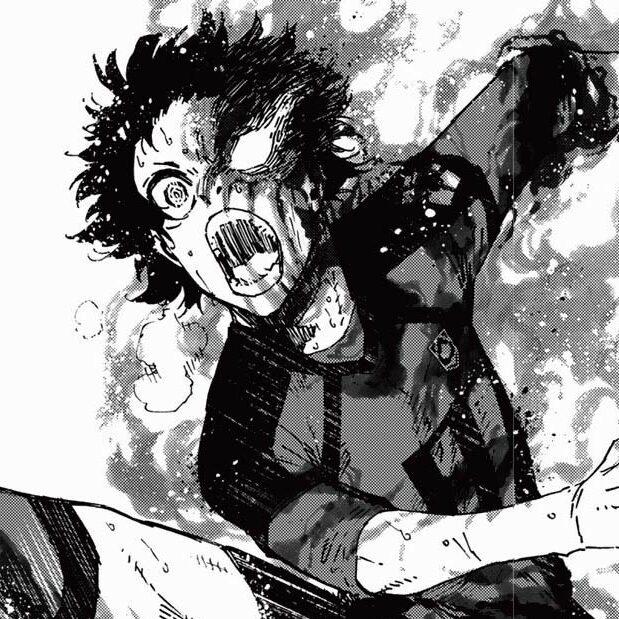ブルーロック 第141話 最新ネタバレ!蜂楽(ばちら)覚醒!感覚無双の蜂楽乱舞、猛襲!