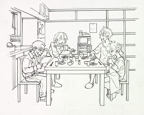 佐野家と黒川家の家系図!東京卍リベンジャーズのマイキー、エマ、真一郎、イザナの関係性と父親、母親まとめ